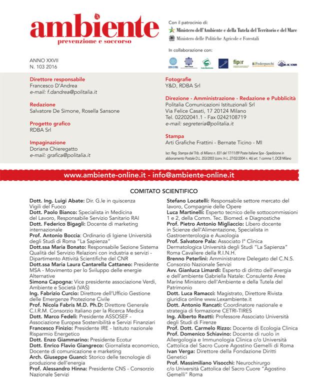 LinKomunicabile - AMBIENTE Prevenzione e soccorso