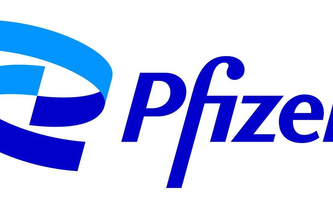 Pfizer, nuovo logo-look sulla scia del vaccino