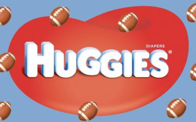 Huggies farà pubblicità al Super Bowl